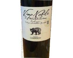 vino nobile di montepulciano docg bio
