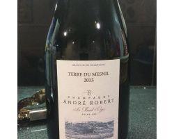 champagne  terre du mesnil grand cru