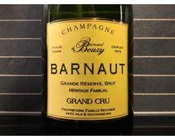 champagne grande reserve  brut grand cru