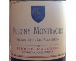 Puligny Montrachet 1er cru \
