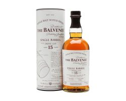 Whisky Balvenie 15 yo Single Barrel 47,8° (box tubo)