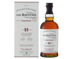 Whisky Balvenie 21 yo Portwood 40°