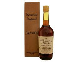 Calvados Plus de 15 ans ast. Dupont