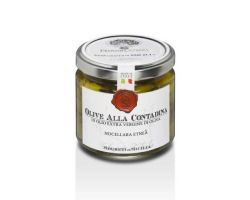 Olive nocellara dell\'Etna alla contadina