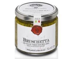 Patè di olive verdi nocellare