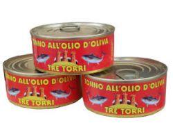 Tonno in olio d\'oliva gr 160 (yelloWWfin fao51)