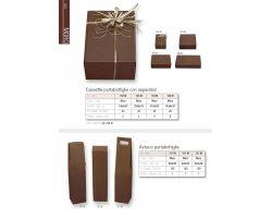confezioni cartone MORO regal da 6  ( 166m )