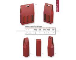 confezioni cartone bordeaux  o nero regal da  1 cordoncino   ( 131b 0 131m )